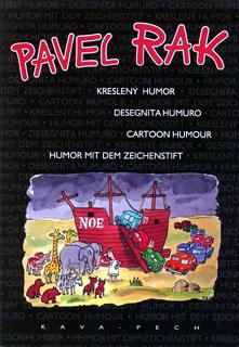 Pavel Rak. Desegnita humuro